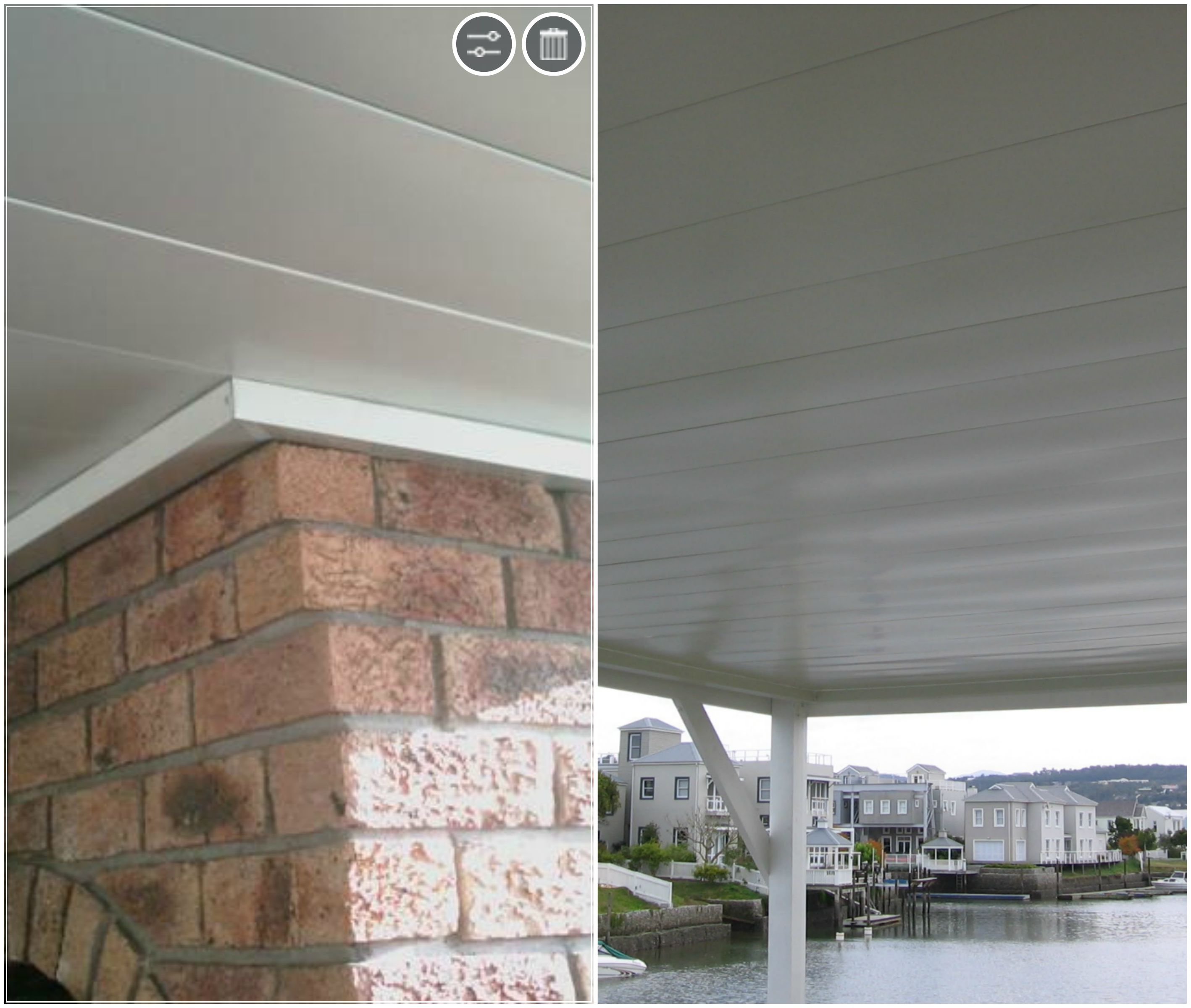 Our State Of The Art Under Deck Ceiling And Drainage System Will Easily  Turn That Unused, Wasted Area Under Your Deck Into A Pleasant, Waterproof  And Usable ...