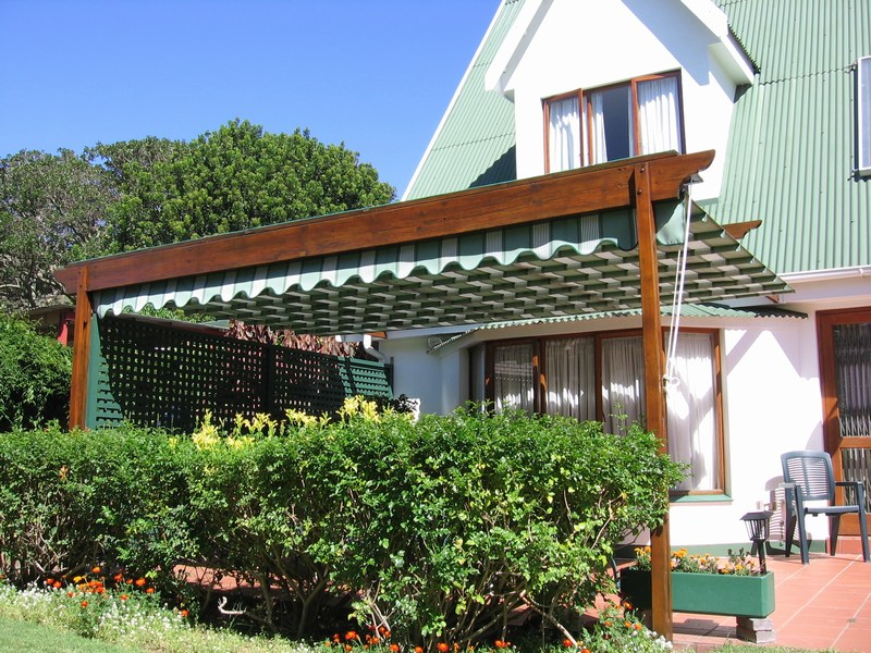 Awnings and blinds patio covers shaydports george western Patio products